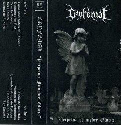 CRYFEMAL - Perpetua Funebre Gloria Tape Black Metal