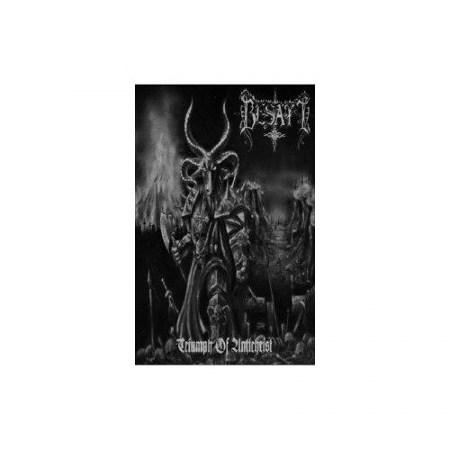 BESATT - Triumph Of Antichrist Tape Black Metal