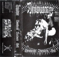 AMPUTATOR - Deathcult Barbaric Hell Tape Black Metal