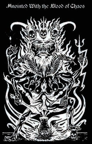 INSIDIOUS OMEN - Anointed With The Blood Of Chaos Tape Black Metal