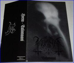 HORNA - Talismaani Tape Black Metal