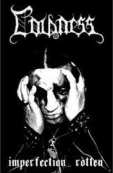 COLDNESS - Imperfection... Rotten Tape Black Metal