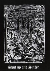 PEK - Shut Up and Suffer Tape Death Metal