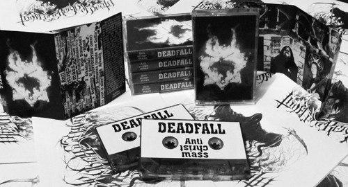 DEADFALL - Antichristmass Tape Death Metal