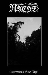NACHT - Impressions Of The Night Tape Blackened Metal
