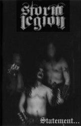 STORM LEGION - Statement... Tape Black Metal