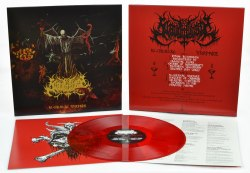 SLAUGHTBBATH - Alchemical Warfare LP Black Death Metal
