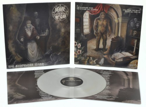 DENIAL OF GOD - The Shapeless Mass LP Black Heavy Metal
