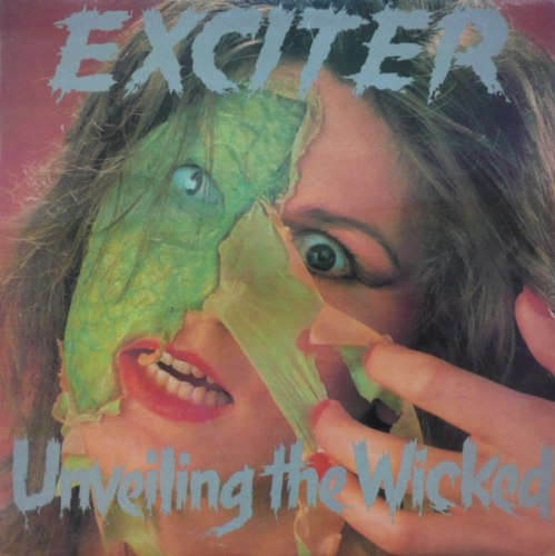 EXCITER - Unveiling The Wicked LP Speed Thrash Metal