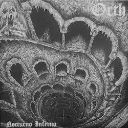 ORTH - Nocturno Inferno LP Black Metal