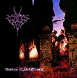 EMPTY - Eternal Cycle Of Decay LP Blackened Metal