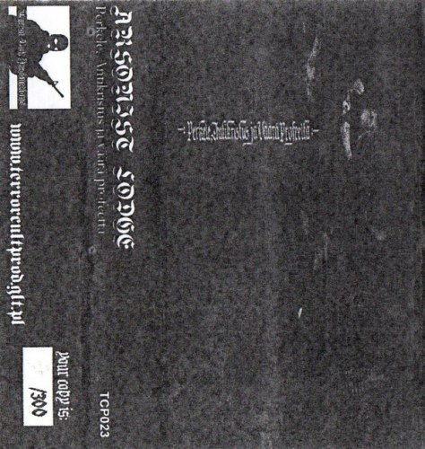 ARSONIST LODGE - Perkele, Antikristus Ja Väärä Profeetta Tape Black Metal