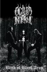 ACTUM INFERNI - Birth Of Black Aeon Tape Black Metal