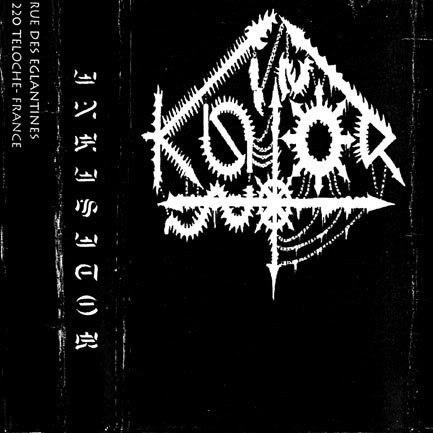 INKISITOR - Inkisitor Tape Black Metal