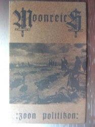 MOONREICH - Zoon Politikon Tape Blackened Metal