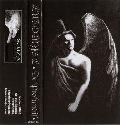 ЛЮТОМЫСЛ - De Profundis Tape Black Metal
