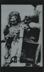 ABORIORTH / BALMOG - Descend To The Apocalyptic Beliefs / Necroangels' Revelations Tape Black Metal