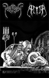 NECROS / ABNORM - Necros / Abnorm Tape Death Metal