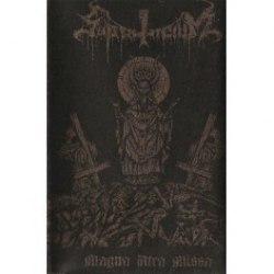 SUPPLICIUM - Magna Atra Missa Tape Black Metal