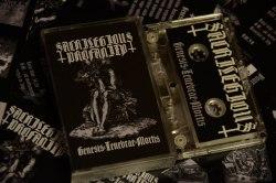 SACRILEGIOUS PROFANITY - Genesis-Tenebrae-Mortis Tape Black Metal