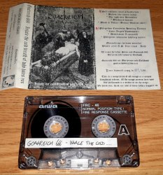 GOATREICH 666 - Inhale The Cold Breath Of Who Hates You Tape Black Metal