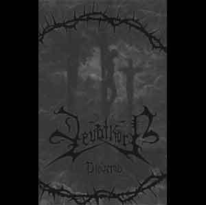 DEVATHORN - Diadema Tape Black Metal