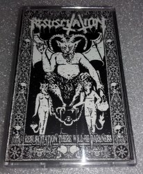 RESUSCITATION - There Will Be Darkness Tape Death Metal