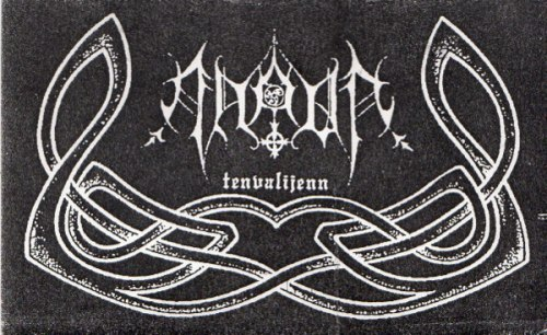 ANAON - Tenvalijenn Tape Black Metal