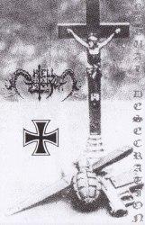 HELLBUTCHER - Ritual Desecration Tape Black Death Metal