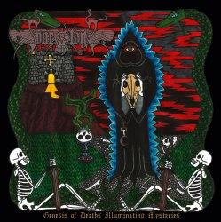 "SVARTSYN - Genesis Of Deaths Illuminating Mysteries 7""EP Black Metal"