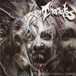 THANATOS - Undead. Unholy. Divine. CD Death Metal