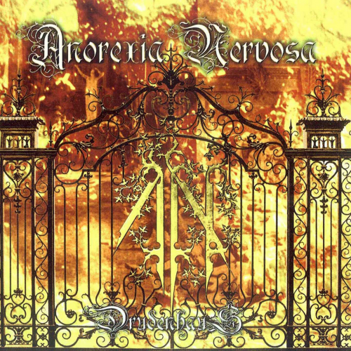 ANOREXIA NERVOSA - Drudenhaus CD Dark Metal