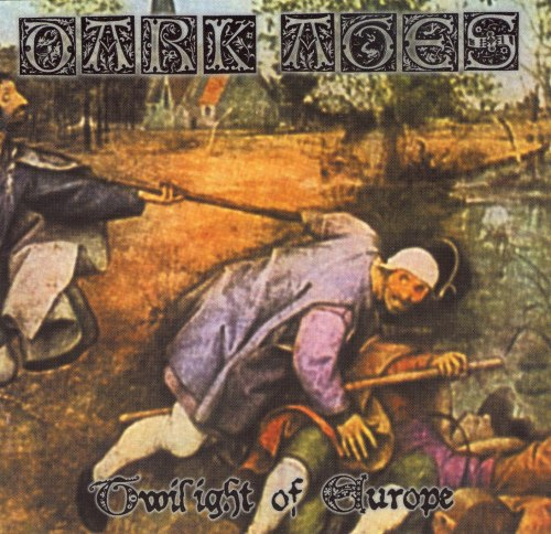 DARK AGES - Twilight Of Europe Digi-CD Dark Ambient
