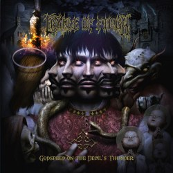 CRADLE OF FILTH - Godspeed On The Devil's Thunder CD Symphonic Metal