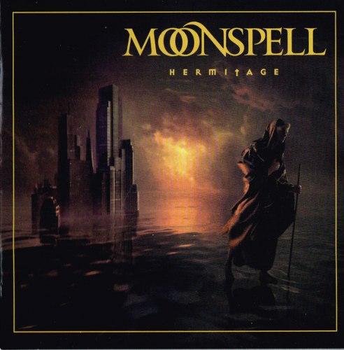 MOONSPELL - Hermitage Digi-CD Dark Metal