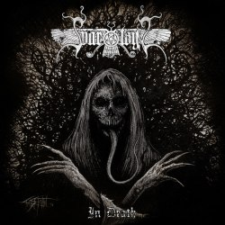 SVARTSYN - In Death CD Black Metal