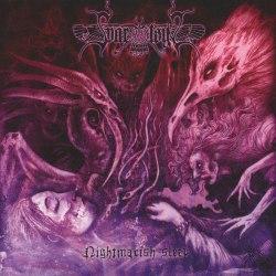 SVARTSYN - Nightmarish Sleep MCD Black Metal