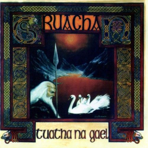 CRUACHAN - Tuatha Na Gael CD Folk Metal