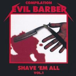 V/A - Shave 'em All Vol.1 CD RAC