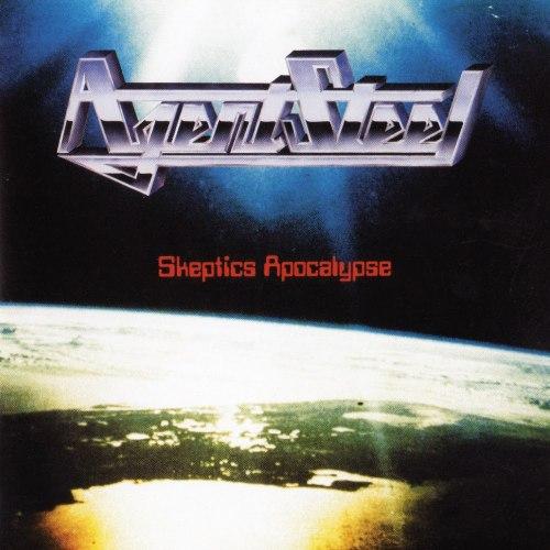 AGENT STEEL - Skeptics Apocalypse CD Speed Metal