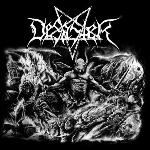 DESASTER - The Arts Of Destruction CD Black Thrash Metal