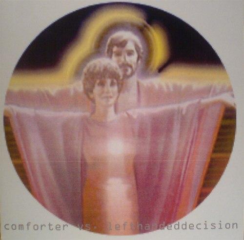 COMFORTER / LEFTHANDEDDECISION - Comforter vs. Lefthandeddecision CDr Noise