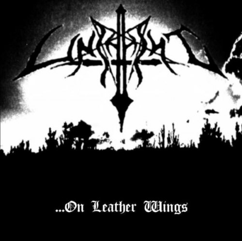 UNCHRIST - On The Leather Wings CD Black Metal