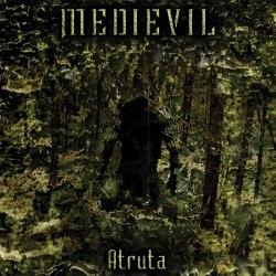 MEDIEVIL - Atruta CD Black Metal