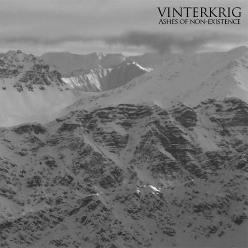 VINTERKRIG - Ashes Of Non-Existence Digi-CD Blackened Metal