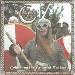 THE MEADS OF ASPHODEL - Exhuming The Grave Of Yeshua CD Experimental Metal