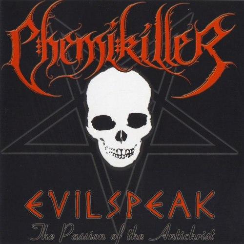 CHEMIKILLER - Evilspeak CD Thrash Metal