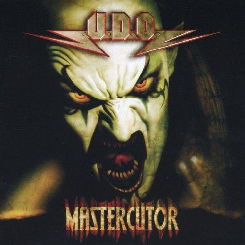 U.D.O. - Mastercutor CD Heavy Metal