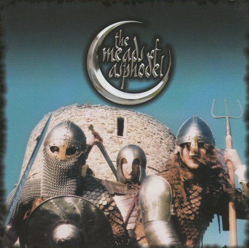 THE MEADS OF ASPHODEL - The Excommunication Of Christ CD Experimental Metal