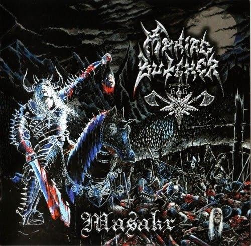MANIAC BUTCHER - Masakr CD Black Metal